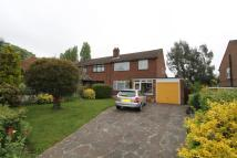 3 bed semi detached home in Ellwood Gardens, Watford