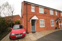 2 bed End of Terrace house for sale in Daniels Gate, Spalding...