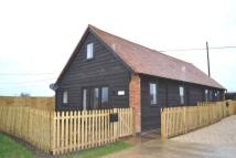 1 bed semi detached house in Hornage Barns...