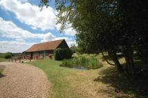 3 bedroom Detached house in Ashridge Barn, Radnage