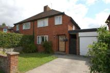 3 bed semi detached house for sale in Chinnor