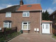 semi detached house in Howard Close, West Acton...