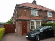 semi detached home in Saxon Drive, West Acton...