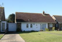 Detached Bungalow to rent in Poynings Close, Seaford...
