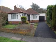 3 bed Detached Bungalow to rent in Bannings Vale, Saltdean...