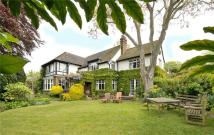 Detached property for sale in Hove Park Gardens, Hove...