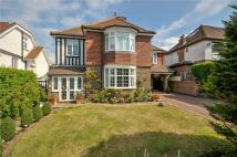 Detached property for sale in Hove Park Road, Hove...