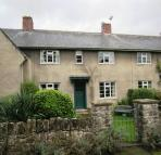 Terraced property in Ruthin