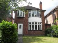 3 bed Detached house in Mansfield Road, Arnold...