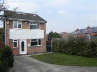 semi detached house in Garton Close, Bulwell...
