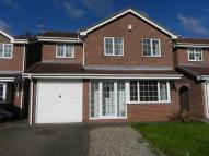 4 bedroom Detached property to rent in Bolingey Way, Hucknall...