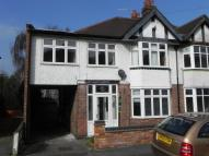 4 bedroom semi detached home to rent in Exton Road, Sherwood...