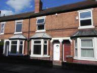 Terraced property to rent in Wilford Crescent East...