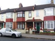 Terraced house in Winterbourne Road...