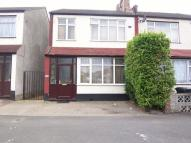Terraced house in Silverleigh Road...