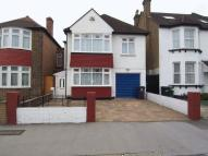 Detached house in Warwick Road...