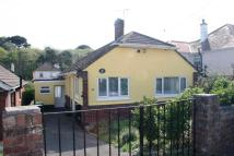 Detached Bungalow to rent in LOWER DRIVE, DAWLISH