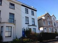 Studio apartment in BARTON TERRACE, DAWLISH