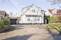 Detached property for sale in Well Lane, Stock Village.