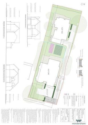 Garden/site plan