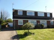 2 bed semi detached home in Bernards Gardens...