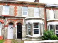 3 bed Terraced house in Beaconsfield Road, Dover...