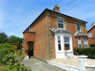 semi detached house in Station Road, Wootton...