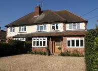 semi detached home for sale in Kidmore Lane...