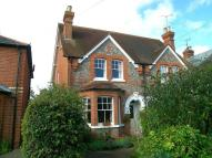 4 bedroom semi detached house for sale in Horseshoe Road...