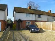 3 bed semi detached property to rent in Hyde End Road...