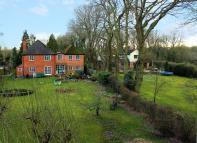 Detached house for sale in School Road, Barkham...
