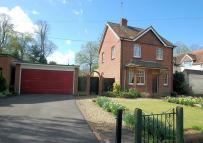 Detached home in Milldown Road...