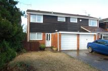 semi detached house in Wayside Green, Woodcote...