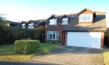 4 bedroom Detached house in Valley Close...