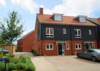4 bed semi detached house in Schuster Close, Cholsey...