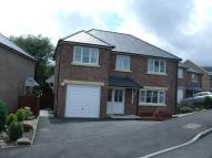Detached home for sale in Tramway Close, Hirwaun...