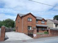 4 bedroom Detached house for sale in Swansea Road, Hirwaun...