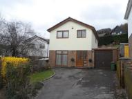 Detached home in Cwm Alarch, Mountain Ash