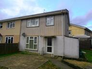 semi detached property in Nant-Y-Fedw, Abercynon...