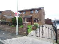 semi detached home for sale in Blaen Wern, Cwmdare...