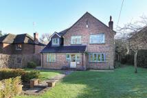 Detached property in Bishops Down Park Road...