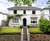 Detached home in Speldhurst Road...