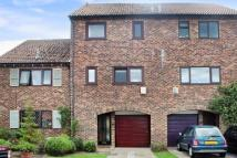 Terraced house in Rustington, West Sussex