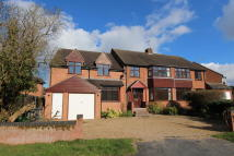 semi detached house in Westhead Road, Cookley