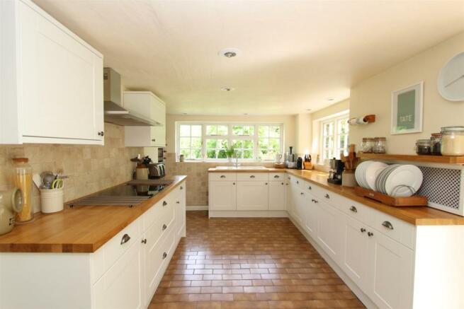 Mole End Cottage kit