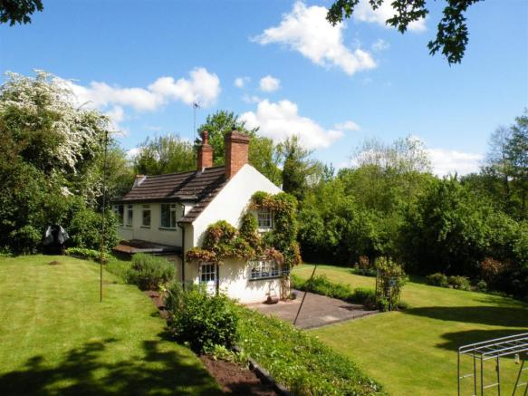 Mole End Cottage Gar