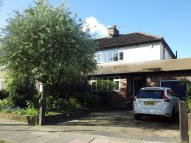 3 bedroom semi detached house in Priestlands Park Road...