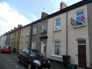Terraced house in Glebe Street, Newport