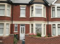 Terraced house in Corporation Road, Newport