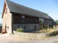 3 bed Barn Conversion in Llangattock Barn...